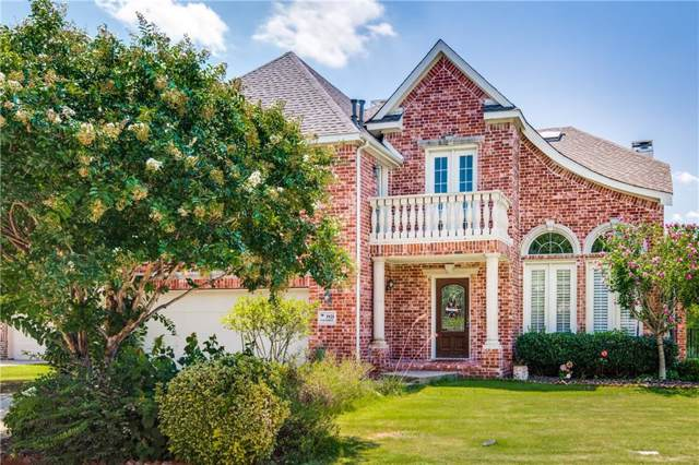 3921 Cockrill Drive, Mckinney, TX 75072 (MLS #14142425) :: RE/MAX Town & Country
