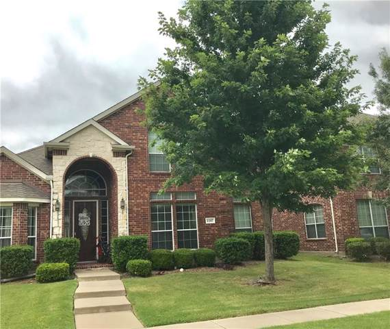 1207 Yopont Lane, Allen, TX 75002 (MLS #14142426) :: Baldree Home Team