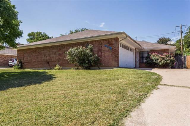 8224 El Retiro Road, Fort Worth, TX 76116 (MLS #14142433) :: The Chad Smith Team