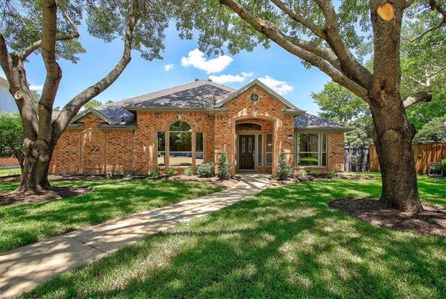 25 Heritage Way, Allen, TX 75002 (MLS #14142451) :: Lynn Wilson with Keller Williams DFW/Southlake