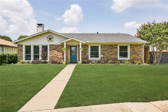 2713 Holy Cross Lane, Garland, TX 75044 (MLS #14142455) :: RE/MAX Town & Country