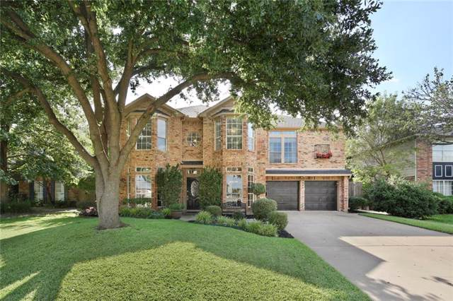 1512 Yaggi Drive, Flower Mound, TX 75028 (MLS #14142457) :: RE/MAX Town & Country