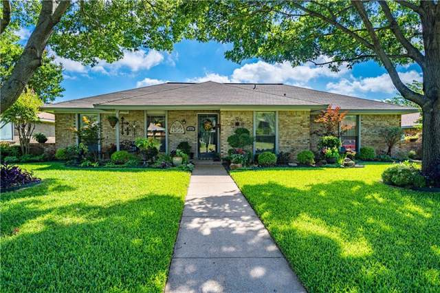 416 Bradshaw Street, Cedar Hill, TX 75104 (MLS #14142472) :: Lynn Wilson with Keller Williams DFW/Southlake