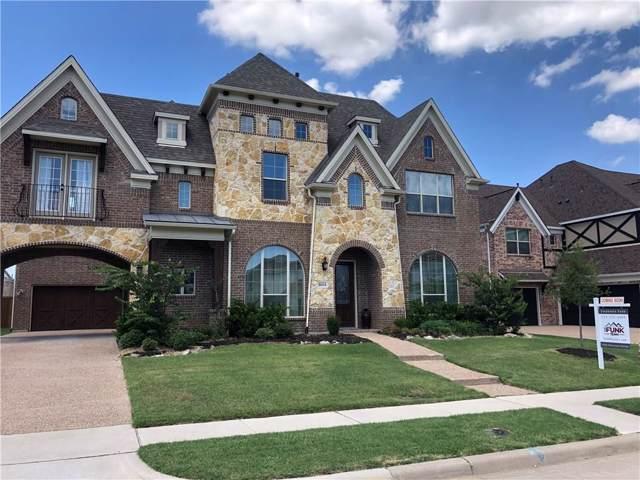 8604 Tuscan Oaks Drive, Mckinney, TX 75071 (MLS #14142474) :: The Heyl Group at Keller Williams