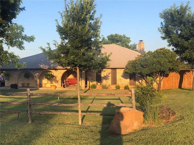 906 High, Newcastle, TX 76372 (MLS #14142477) :: RE/MAX Town & Country