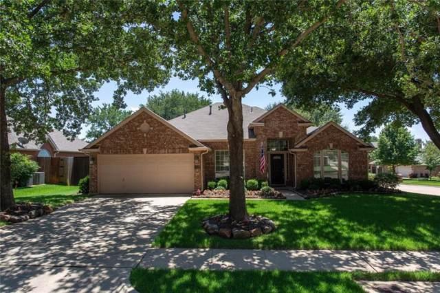 705 Oak Hollow Lane, Flower Mound, TX 75028 (MLS #14142485) :: Lynn Wilson with Keller Williams DFW/Southlake