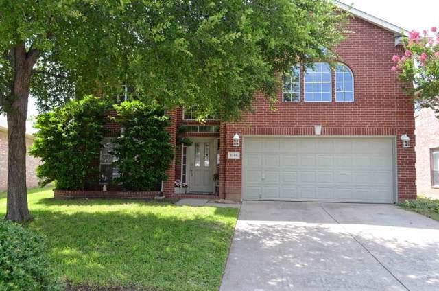 1148 Trinity Trail, Saginaw, TX 76131 (MLS #14142495) :: Lynn Wilson with Keller Williams DFW/Southlake