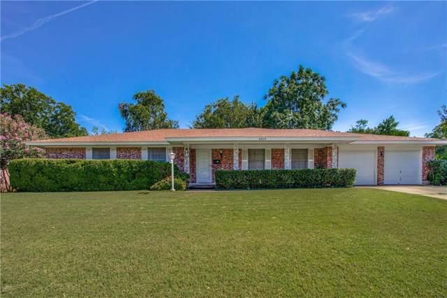 4819 Hope Street, River Oaks, TX 76114 (MLS #14142497) :: Vibrant Real Estate