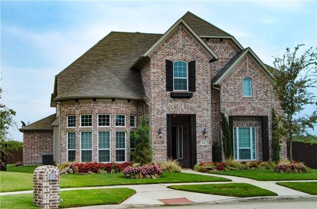4487 Chantilly Lane, Frisco, TX 75036 (MLS #14142499) :: RE/MAX Town & Country