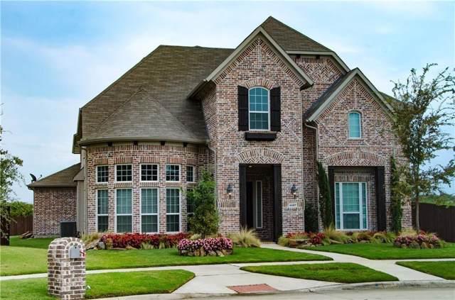 4487 Chantilly Lane, Frisco, TX 75036 (MLS #14142499) :: Lynn Wilson with Keller Williams DFW/Southlake