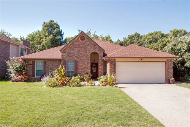 1813 Hamilton Drive, Flower Mound, TX 75028 (MLS #14142508) :: Real Estate By Design