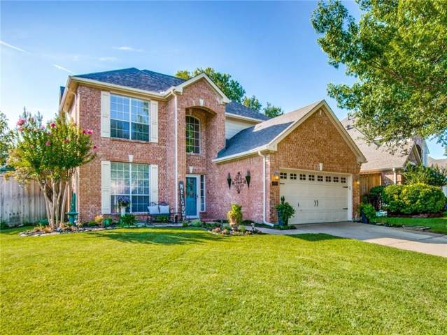 2724 Skinner Drive, Flower Mound, TX 75028 (MLS #14142522) :: RE/MAX Town & Country
