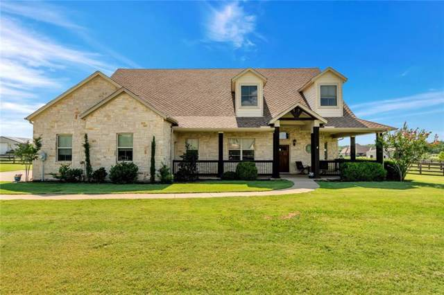 1016 James Price Court, Bartonville, TX 76226 (MLS #14142533) :: Ann Carr Real Estate