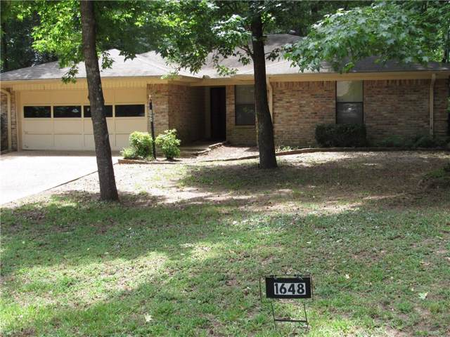 1648 Pineview Lane, Hideaway, TX 75771 (MLS #14142543) :: The Paula Jones Team | RE/MAX of Abilene