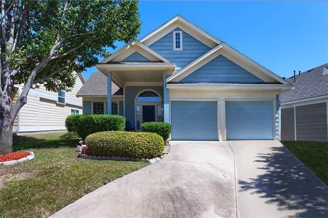 9804 Meadow Rue Drive, Mckinney, TX 75072 (MLS #14142546) :: Lynn Wilson with Keller Williams DFW/Southlake