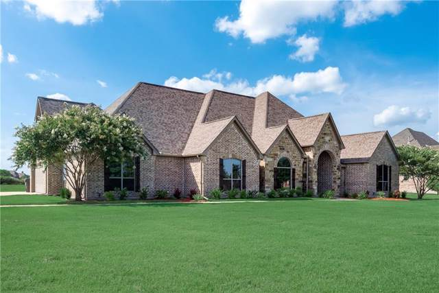 18121 Langford Lane, Forney, TX 75126 (MLS #14142547) :: RE/MAX Town & Country