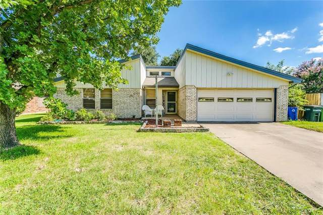 8204 Ulster Drive, North Richland Hills, TX 76180 (MLS #14142553) :: Vibrant Real Estate