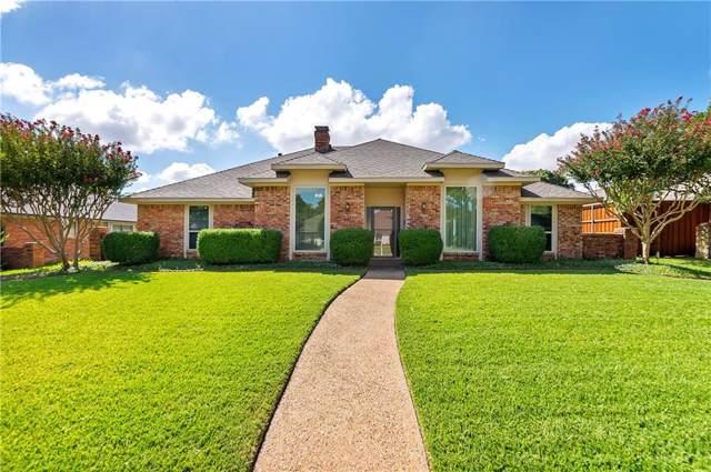 2328 Fountain Head Drive, Plano, TX 75023 (MLS #14142575) :: The Heyl Group at Keller Williams