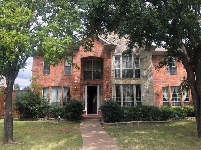 3968 Legacy Trail, Carrollton, TX 75010 (MLS #14142577) :: The Good Home Team