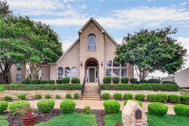 9117 Nob Hill Drive, North Richland Hills, TX 76182 (MLS #14142583) :: RE/MAX Town & Country