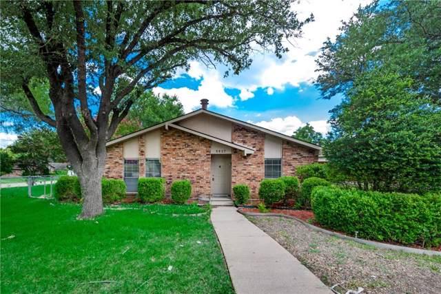 3817 Acorn Green Circle, Garland, TX 75043 (MLS #14142615) :: RE/MAX Town & Country