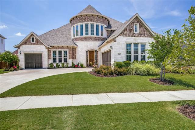 2105 Prospect Drive, Frisco, TX 75036 (MLS #14142639) :: Baldree Home Team