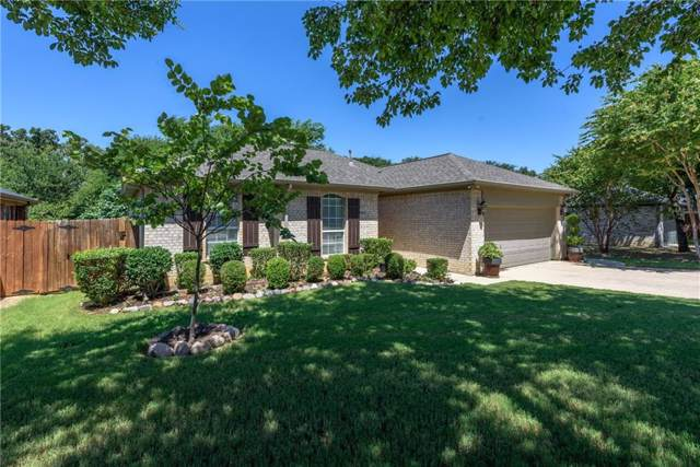 3852 Chimney Rock Drive, Denton, TX 76210 (MLS #14142641) :: Real Estate By Design