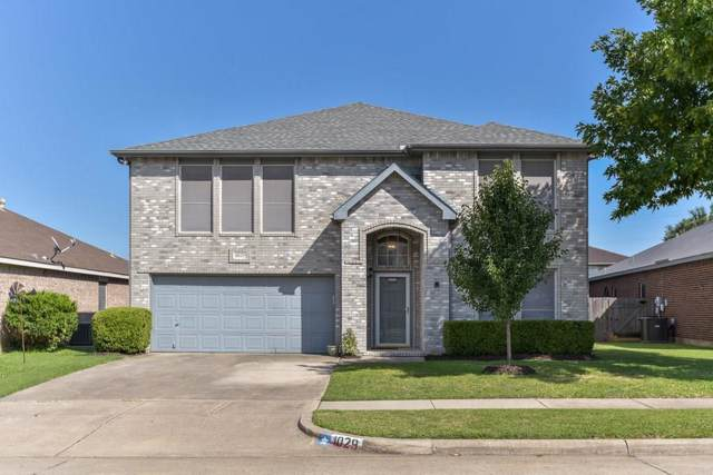 1029 Harriman Drive, Saginaw, TX 76131 (MLS #14142643) :: RE/MAX Town & Country