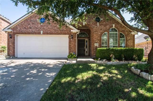 8221 Rayburn Lane, Mckinney, TX 75072 (MLS #14142647) :: Frankie Arthur Real Estate