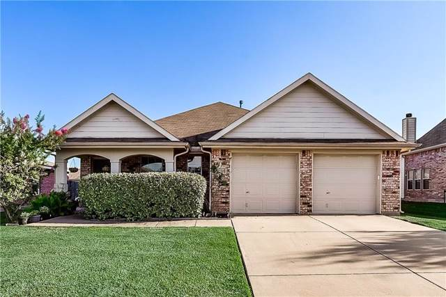 2105 Rose May Drive, Forney, TX 75126 (MLS #14142655) :: RE/MAX Town & Country