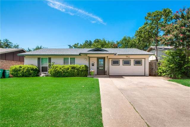 176 Price Drive, Lewisville, TX 75067 (MLS #14142657) :: Vibrant Real Estate