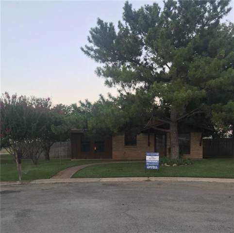 4 Cindy Cove Street, Brownwood, TX 76801 (MLS #14142663) :: RE/MAX Town & Country