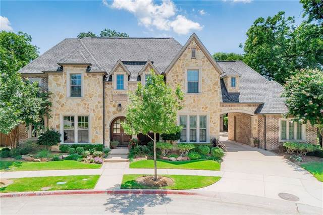 1331 Lincoln Court, Allen, TX 75013 (MLS #14142666) :: Tenesha Lusk Realty Group