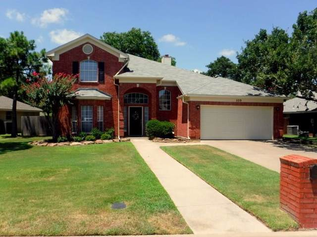 509 Coker Valley Drive, Kennedale, TX 76060 (MLS #14142680) :: Lynn Wilson with Keller Williams DFW/Southlake