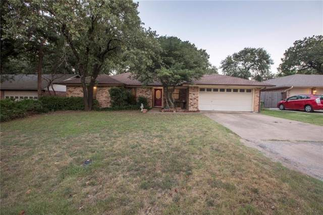 5618 Trail Lake Drive, Arlington, TX 76016 (MLS #14142692) :: RE/MAX Town & Country