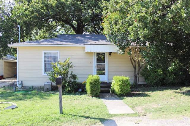 810 W Oak Street, Stephenville, TX 76401 (MLS #14142696) :: Lynn Wilson with Keller Williams DFW/Southlake