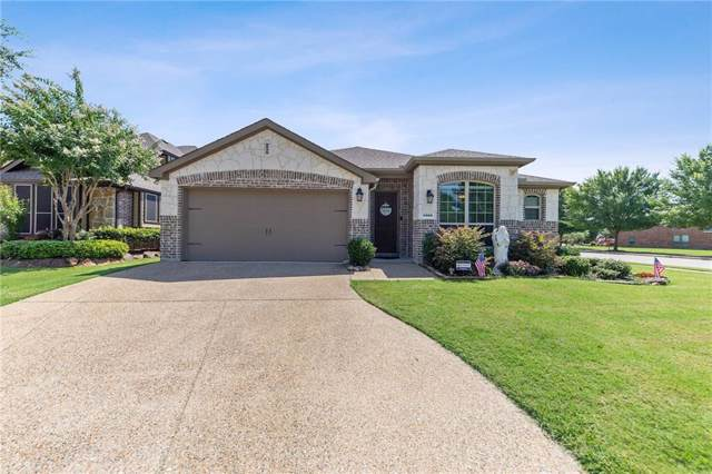 4900 Fieldcrest Drive, Mckinney, TX 75071 (MLS #14142698) :: RE/MAX Town & Country