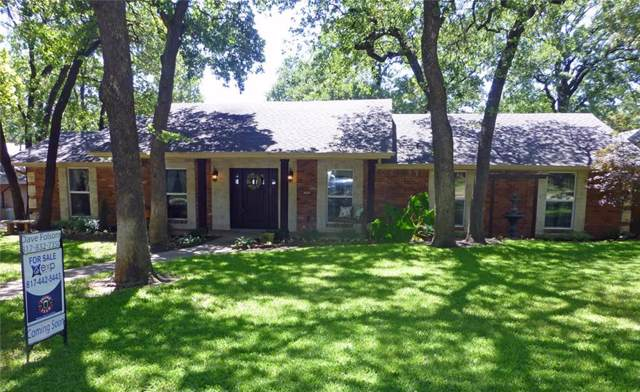 1013 Overhill Drive, Bedford, TX 76022 (MLS #14142705) :: The Mitchell Group