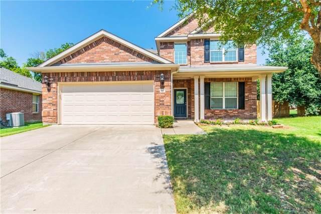 3833 Denridge Lane, Fort Worth, TX 76262 (MLS #14142708) :: RE/MAX Town & Country