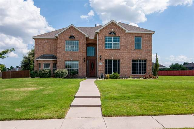 1457 Alamo Bell Way, Fort Worth, TX 76052 (MLS #14142720) :: The Daniel Team