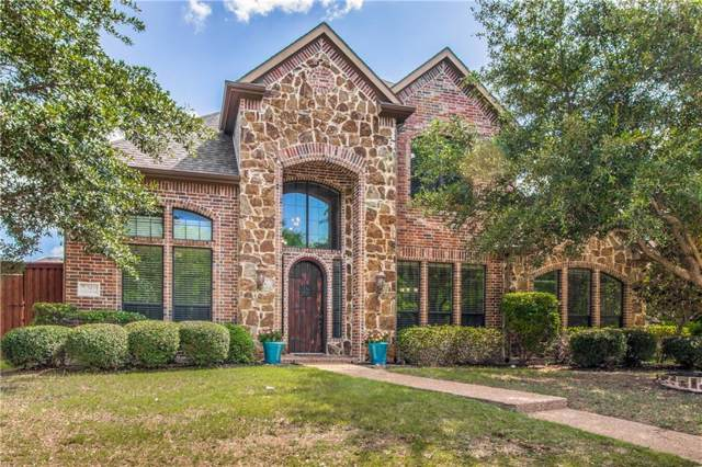 3435 Leatherwood Drive, Frisco, TX 75033 (MLS #14142723) :: RE/MAX Town & Country
