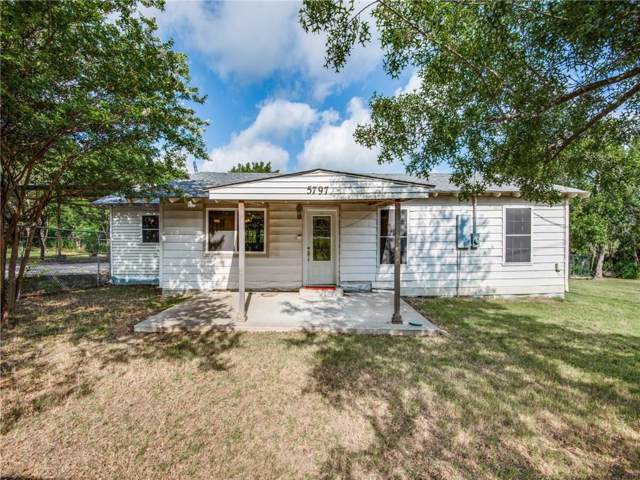 5797 Fm 1377, Princeton, TX 75407 (MLS #14142725) :: Lynn Wilson with Keller Williams DFW/Southlake