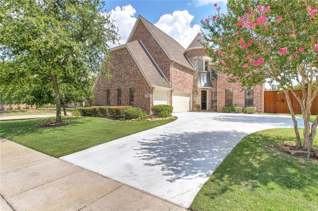 15887 Atkins Lane, Frisco, TX 75035 (MLS #14142737) :: RE/MAX Town & Country