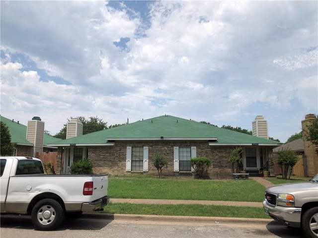 11905 Garden Terrace Drive #2, Dallas, TX 75243 (MLS #14142739) :: RE/MAX Town & Country