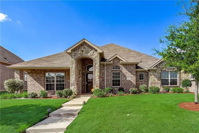 115 Warbler Drive, Desoto, TX 75115 (MLS #14142754) :: Lynn Wilson with Keller Williams DFW/Southlake