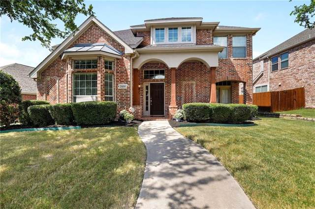 2414 Thorntree Drive, Frisco, TX 75033 (MLS #14142768) :: RE/MAX Town & Country