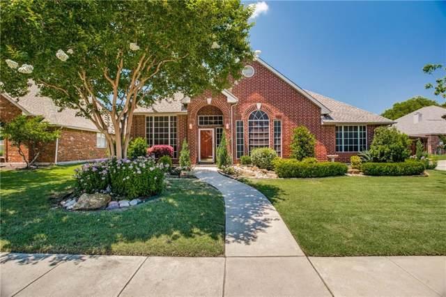 8833 Beartooth Drive, Frisco, TX 75036 (MLS #14142777) :: Lynn Wilson with Keller Williams DFW/Southlake