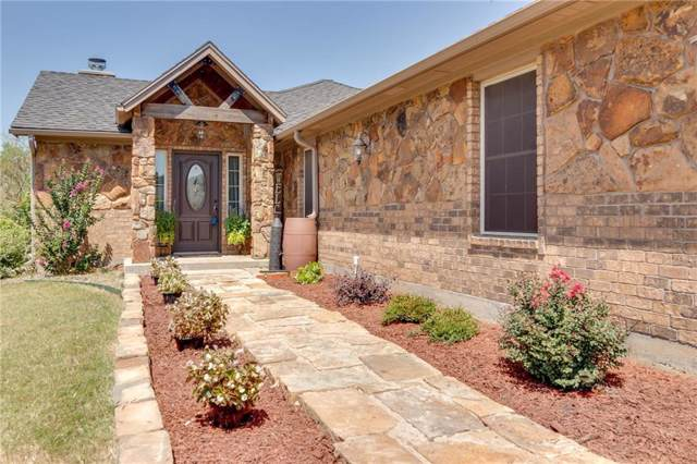107 Rivendell Lane, Weatherford, TX 76088 (MLS #14142778) :: North Texas Team   RE/MAX Lifestyle Property