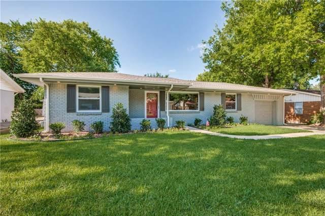 1433 Bellaire Drive, Grapevine, TX 76051 (MLS #14142779) :: Baldree Home Team