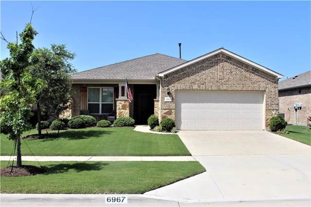 6967 Deacon Drive, Frisco, TX 75036 (MLS #14142784) :: RE/MAX Town & Country